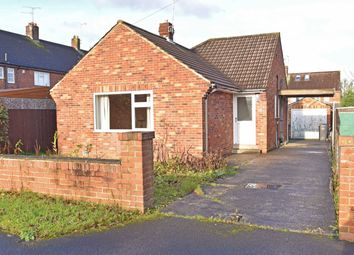 Thumbnail 2 bed detached bungalow for sale in Plompton Way, Harrogate