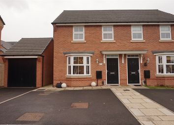 Thumbnail 3 bed semi-detached house for sale in Esme Close, Binley, Coventry