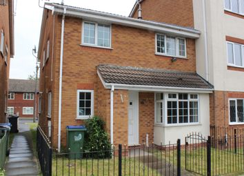 Thumbnail 2 bedroom end terrace house for sale in Wordsworth Close, Tipton