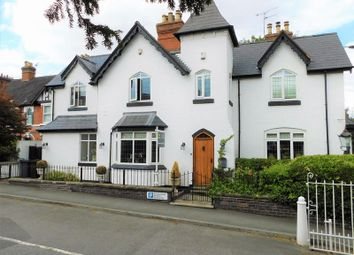 Thumbnail 4 bed detached house for sale in Crescent Road, Rowley Park, Stafford