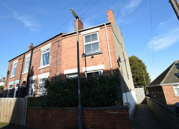 Thumbnail 2 bed end terrace house for sale in Queen Street, Somercotes, Alfreton, Derbyshire