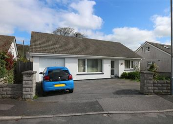 Thumbnail 4 bed detached bungalow for sale in Warwick Avenue, Illogan, Redruth