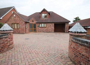 Thumbnail 3 bed detached bungalow to rent in Lime Grove, Forest Town, Mansfield