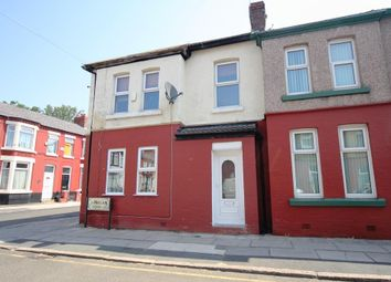 Thumbnail 3 bed terraced house to rent in Sunbeam Road, Old Swan, Liverpool