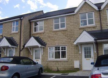 Thumbnail 3 bed terraced house to rent in Calderdale Park, Southowram, Halifax