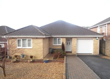 Thumbnail 3 bed bungalow for sale in Bracken Rise, Cwmbach, Aberdare