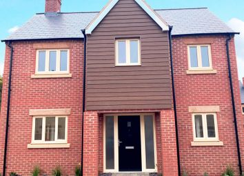 Thumbnail 4 bed link-detached house for sale in North Street, Raunds, Wellingborough