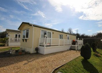 Thumbnail 2 bed mobile/park home for sale in Grange Road, Uphill, Weston-Super-Mare