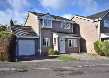 Thumbnail 3 bed detached house for sale in Vulcan Way, Abbeymead, Gloucester