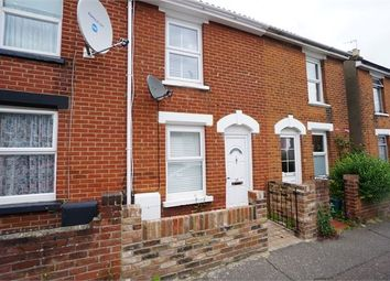 Thumbnail 2 bed terraced house to rent in Kendall Road, Colchester, Essex.