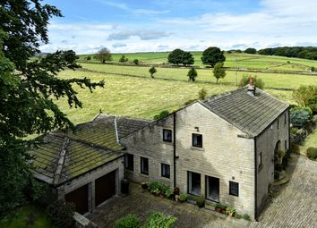 Thumbnail 4 bedroom detached house for sale in Totties, Holmfirth