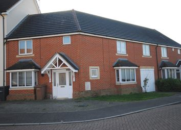 Thumbnail 4 bedroom terraced house for sale in Goodwin Close, Chelmsford