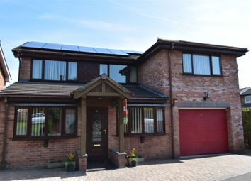 Thumbnail 4 bed detached house for sale in Pleasant View, Weston Rhyn, Oswestry, Shropshire