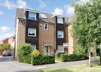 Thumbnail 4 bed semi-detached house for sale in Nairn Grove, Broughton, Milton Keynes, Buckinghamshire