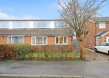 Thumbnail 3 bed semi-detached bungalow for sale in Annette Avenue, Newton-Le-Willows