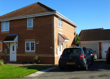 Thumbnail 2 bed semi-detached house for sale in Thoresby Way, Ordsall, Retford