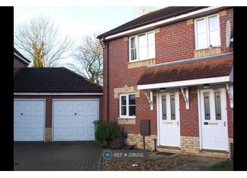 Thumbnail 2 bedroom end terrace house to rent in Speedwell Close, Attleborough