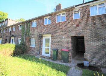 Thumbnail 3 bed terraced house to rent in North Mead, Crawley