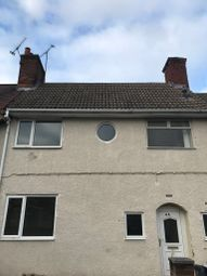 Thumbnail 3 bedroom terraced house to rent in Green Lane, Doncaster
