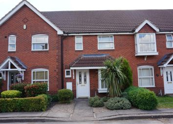 Thumbnail 3 bed terraced house for sale in Heron Drive, Stafford