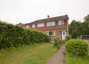 Thumbnail 3 bed semi-detached house to rent in Hermitage Woods Crescent, St Johns, Woking, Surrey