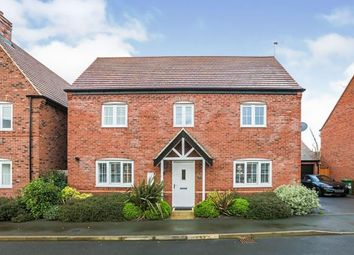 Thumbnail 4 bed detached house for sale in Roebuck Road, Bishopton, Stratford-Upon-Avon, Warwickshire