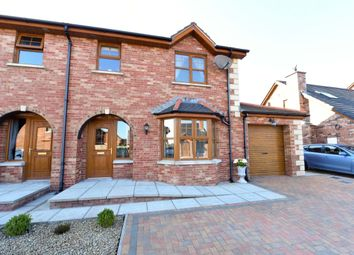 Thumbnail 3 bed semi-detached house for sale in St. Andrews Drive, Ballyhalbert, Newtownards