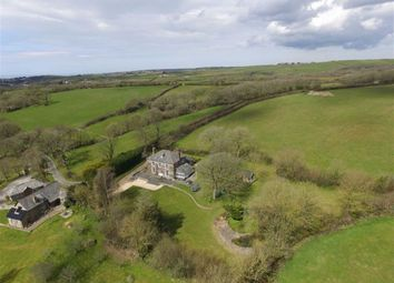 Thumbnail 5 bed detached house for sale in Launcells, Bude, Cornwall