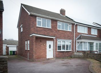 Thumbnail 3 bed semi-detached house for sale in Laneside Avenue, Streetly, Sutton Coldfield