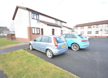 Thumbnail 1 bed flat for sale in Galston Road, Hurlford