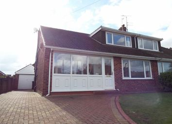 Thumbnail 4 bed semi-detached bungalow to rent in Vernon Road, Greenmount, Greater Manchester