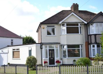 Thumbnail 4 bed semi-detached house for sale in Heather Avenue, Romford
