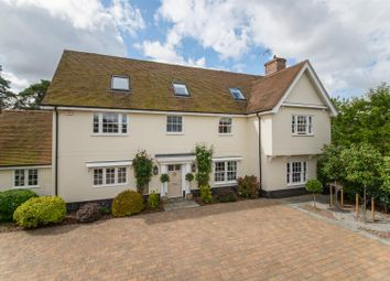 Thumbnail 5 bedroom detached house for sale in The Gardens, Norton, Bury St. Edmunds