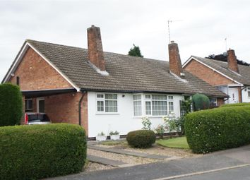 Thumbnail 2 bedroom semi-detached bungalow for sale in Croftway, Markfield