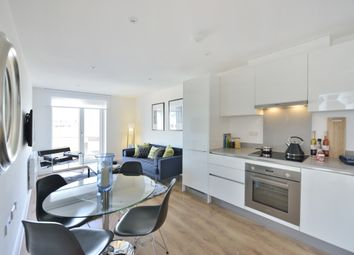 Thumbnail 1 bed flat to rent in 60 Bradstowe House, Headstone Road, Harrow