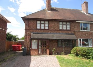 Thumbnail 4 bed semi-detached house for sale in Markfield Road, Birmingham