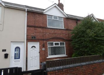 2 bed terraced house for sale in Mary Street, Langwith, Mansfield, Derbyshire NG20