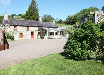 Thumbnail 4 bed farm for sale in Porthyrhyd, Llanwrda