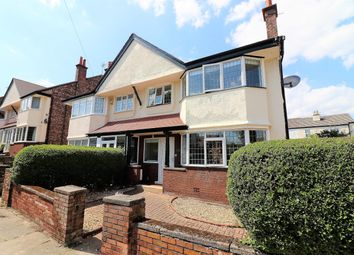 Thumbnail 4 bed semi-detached house for sale in Brackenhurst Drive, Wallasey