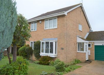 Thumbnail 4 bed detached house for sale in St. Augustines Way, South Wootton, King's Lynn