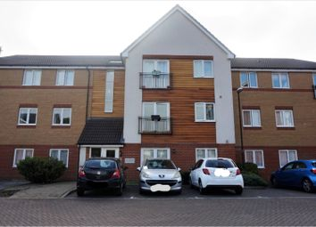 Thumbnail 1 bed flat for sale in Hollybrook Park, Kingswood