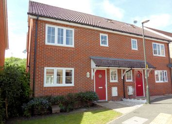 Thumbnail 3 bed semi-detached house to rent in Lucas Close, Maidenbower, Crawley