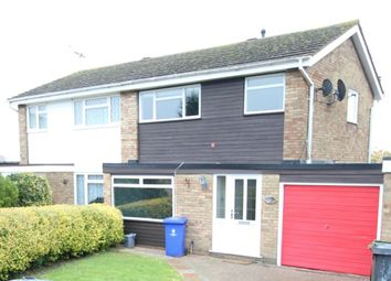 Thumbnail 3 bed property to rent in Glebe Road, Deanshanger, Milton Keynes