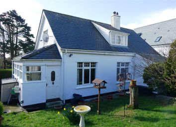 3 bed detached house for sale in Helston Road, Germoe, Penzance TR20
