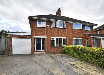 Thumbnail 3 bed semi-detached house to rent in Pelham Crescent, Churchdown, Gloucester