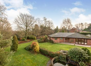 Thumbnail 4 bed detached house for sale in Chester Road, Middlewich, Cheshire