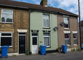 Thumbnail 3 bedroom terraced house to rent in Chalkwell Road, Sittingbourne, Kent
