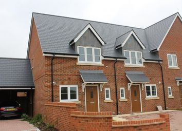 Thumbnail 2 bed end terrace house for sale in Bloswood Lane Blackberry Lane, Whitchurch