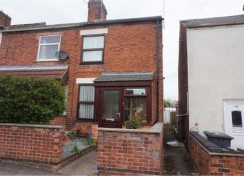 Thumbnail 2 bed end terrace house for sale in Newthorpe Common, Newthorpe
