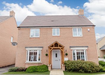 Thumbnail 4 bed detached house for sale in Oak Lane, Kings Cliffe